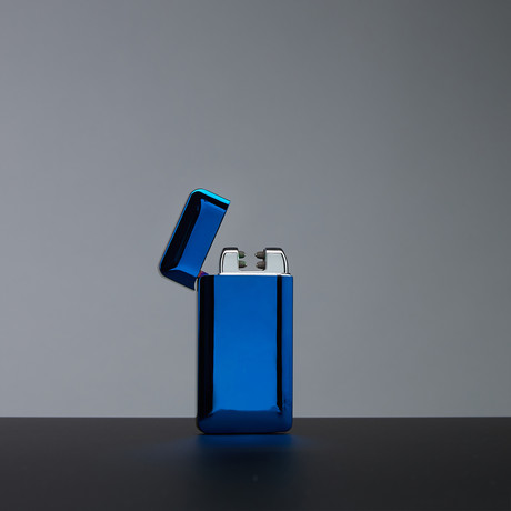 Sensored Lighter (Royal Blue)
