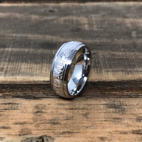 Polished Ring // Silver