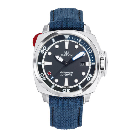 Marvin Watches Bathyschaphe Automatic // M126.14.45.94