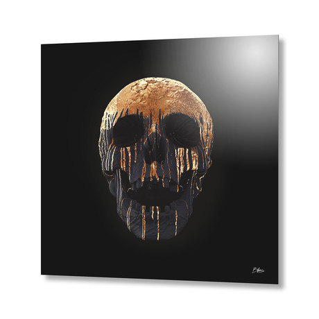 Dripping Decay II // Aluminum Print