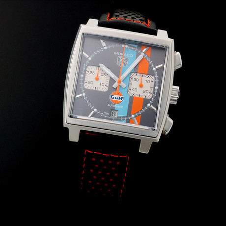 Tag Heuer Monaco Automatic // Limited Edition // 11740 // c. 1990s // Pre-Owned