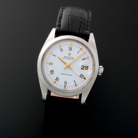 Rolex Oysterdate Manual Wind // 16694 // c. 1960s // Pre-Owned
