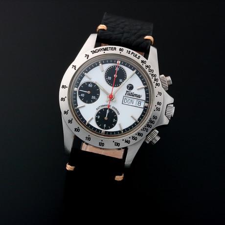 Tutima Chronograph Automatic // 775 // c. 2000s // Pre-Owned