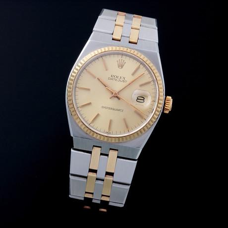 Rolex Oyster Quartz // 17000 // c. 1970s // Pre-Owned