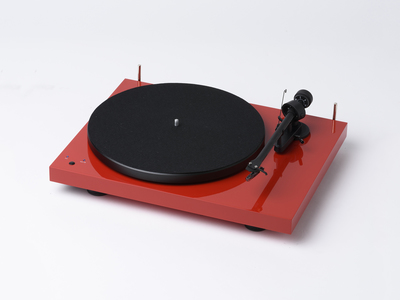 Photo of Pro-Ject Designer Audio Systems  Pro-Ject Debut RecordMaster Turntable (Black) by Touch Of Modern