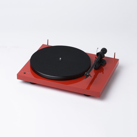 Pro-Ject Debut RecordMaster Turntable (Black)