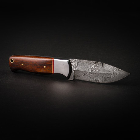Piccard Damascus Hunter