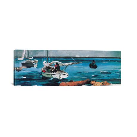 Nassau // Winslow Homer