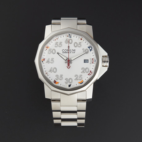 Corum Admirals Cup 40 Competition Automatic // A082/03374 // Unworn