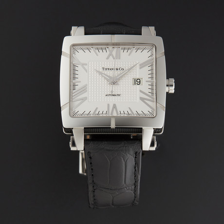 Tiffany & Co Atlas Automatic // 1100.70.12A21A71A // Store Display