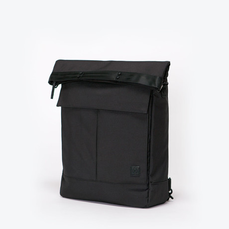 Declan Backpack // Stealth Series // Black