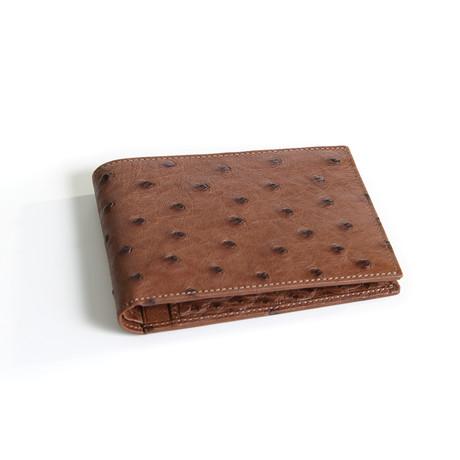 Gegenees Bi-Fold Wallet // Kango Tobacco