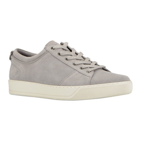 Darwood Lace-Up Sneaker // Smoke + White