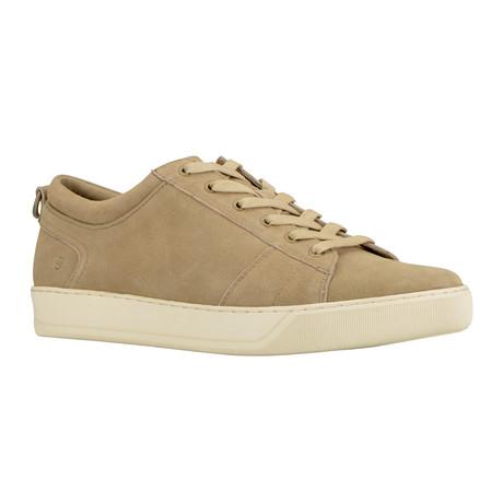 Darwood Lace-Up Sneaker // Hemp + Bone