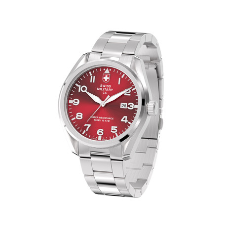 Swiss Military Pilot Quartz // 78333 11 F