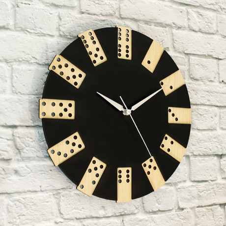WoodClock 114