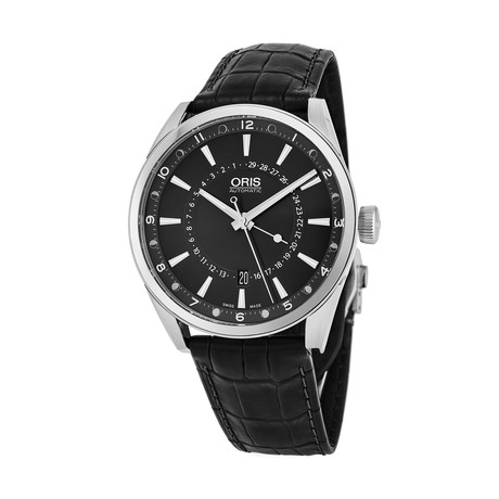 Oris Artix Pointer Date Automatic // 761.7691.4054.LS