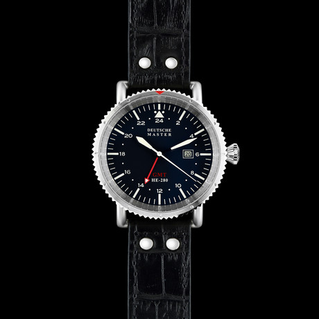 DM 1936 Air Force Automatic // HE-280-BLK