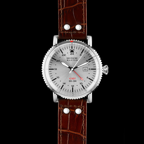 Air Force Automatic // HE-280-SLV