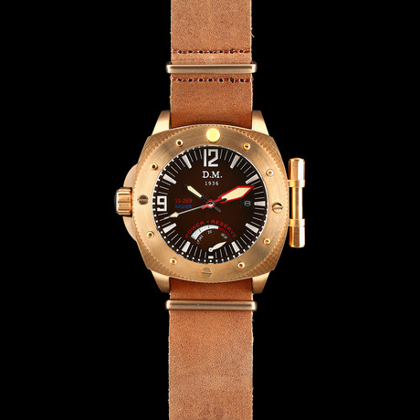 DM 1936 Navy Rasher Automatic // SS-269 RASHER