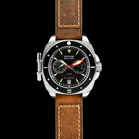 DM 1936 Navy Automatic // U-3001-BLK