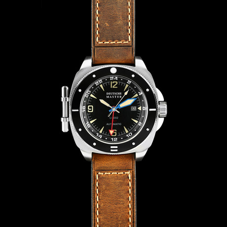 DM 1936 Navy Automatic // U-3002-BLK