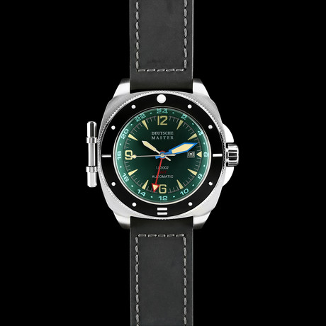 DM 1936 Navy Automatic // U-3002-GRN