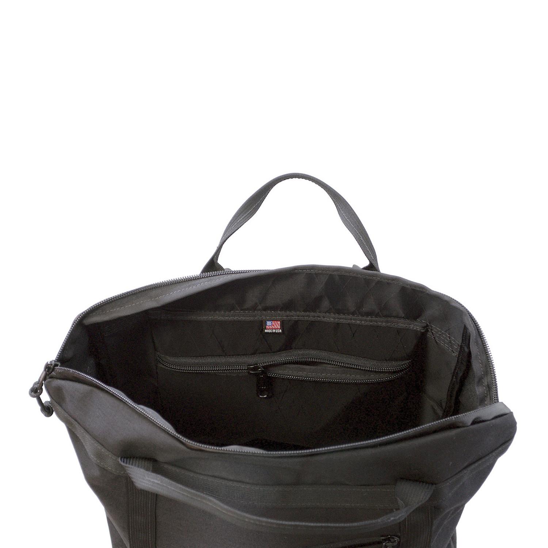 Denizen Tote Backpack    18L (Black) - Flowfold - Touch of Modern b24e98ad43