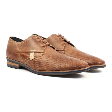 Plain Toe Dress Shoe // Taupe (US: 6)