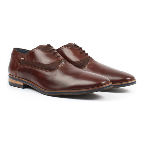 Plain Toe Oxford // Mocha (US: 6)