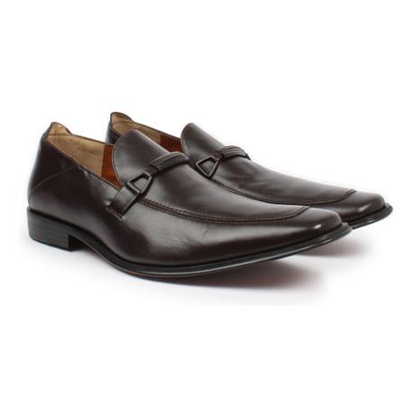 Slip-On Dress Loafers // Mocha