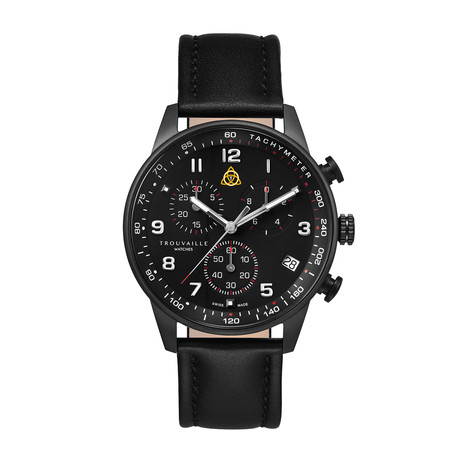 Trouvaille Aviator Quartz // TW44012.08