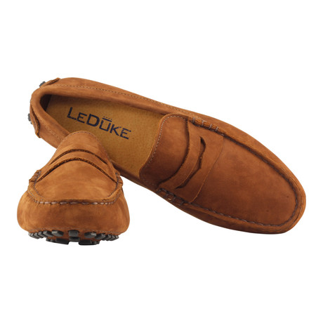 Deluxe Driving Penny Loafer // Espresso (US: 7)