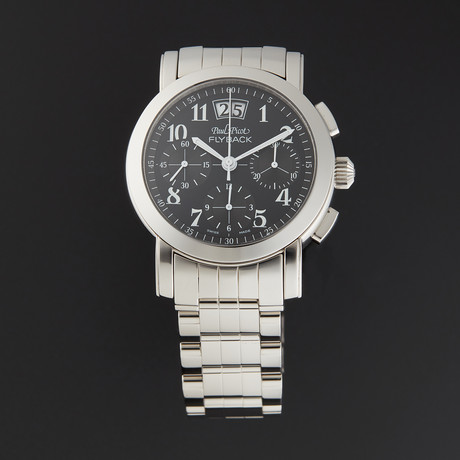 Paul Picot Firshire Ronde Flyback Chronograph Automatic // P7049.20.353/B // Unworn