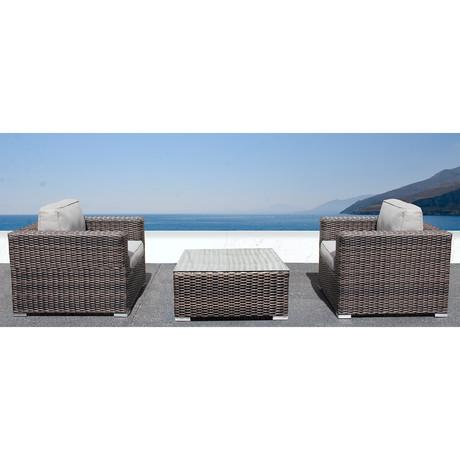 Marbella Club Lounge // 3 Piece Set