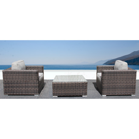 Marbella Club Lounge // 3 Piece Set