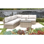 Del Rey Sectional // 6 Piece Set