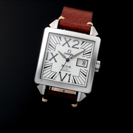 Omega DeVille Automatic // 78133 // Pre-Owned