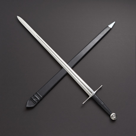 Two Handed Norman Sword // No Scabbard