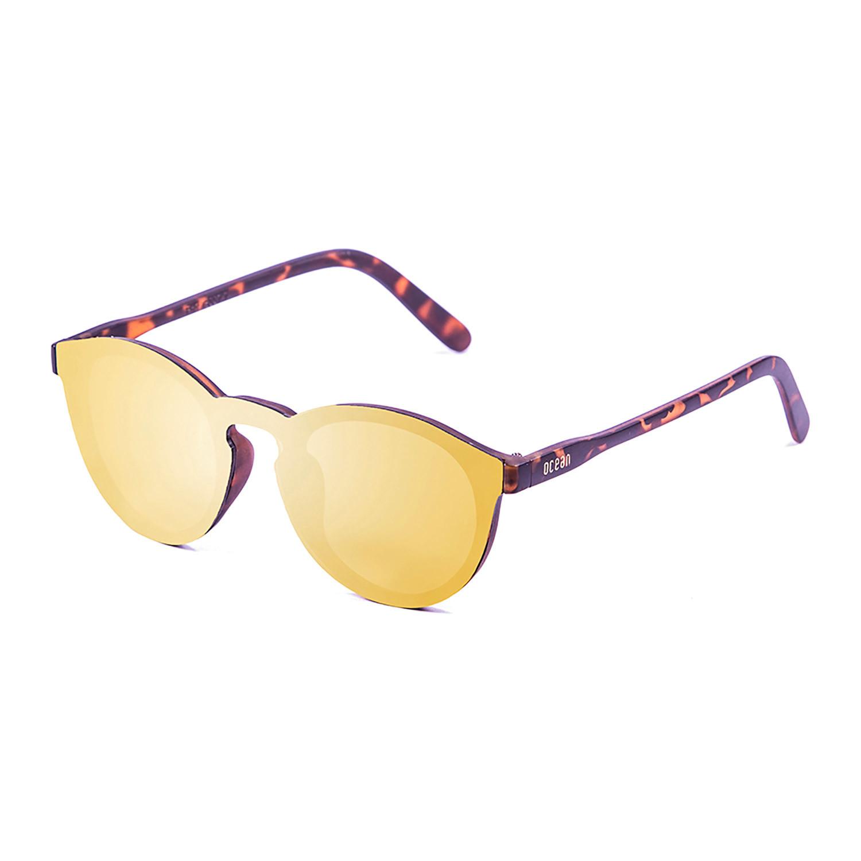 Milan Demy Brown Blue Sky Lens Ocean Sunglasses Touch Of Modern