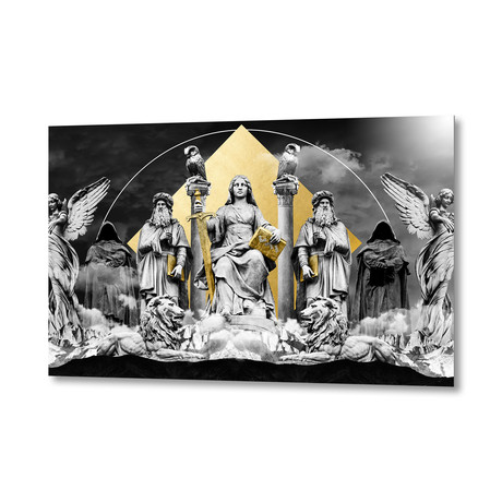 Renaissance // Aluminum Print