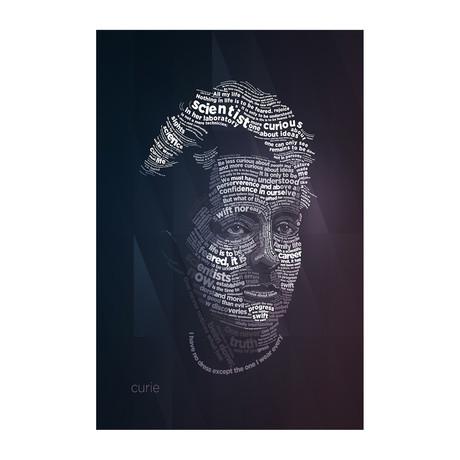 """Curie (11""""W x 17""""H)"""