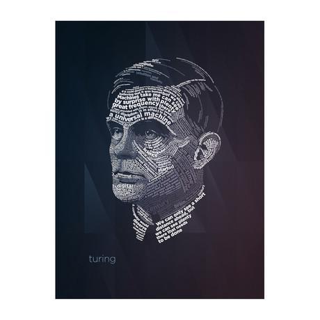 "Turing (11""W x 17""H)"