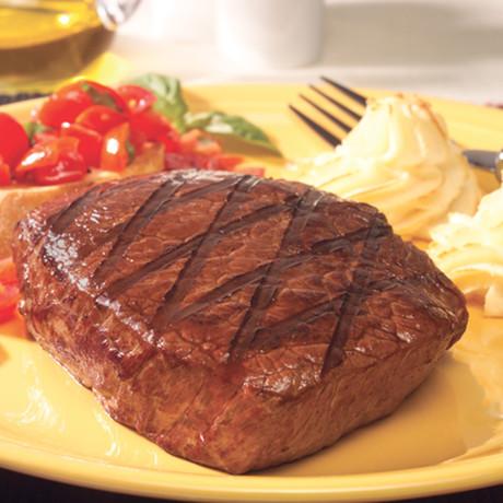 Choice Top Sirloin Steaks // 8 Pieces