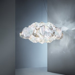 Drusa // Suspension Lamp (White)