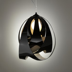 Goccia // Suspension Lamp (Fire)