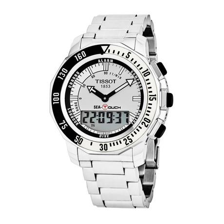 Tissot Sea-Touch Quartz // T026.420.11.031.01