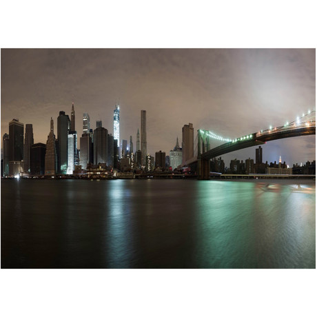 NYC Downtime (72W x 24H x 1D)