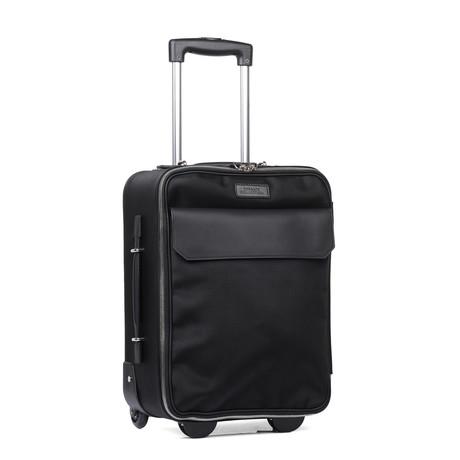 Roller Luggage // Black