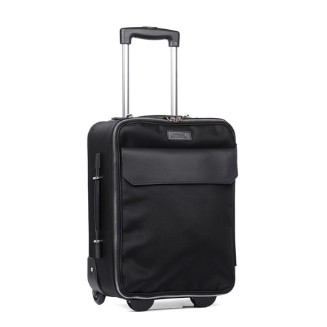 Roller Luggage // Black (Black)